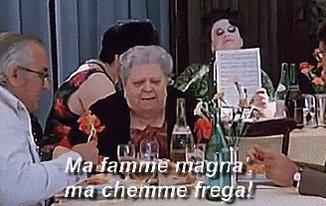 RT @scrabionata: Il signor Romano la prossima volta che andrà al ristorante con Romana. #uominiedonne https://t.co/vzcHMvww9g