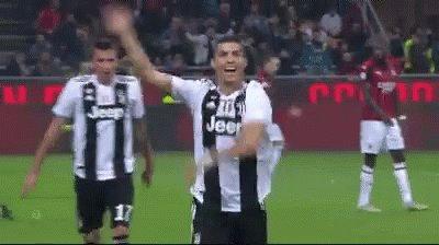 Aos que gostem muito de futebol, devem gostar do Cristiano, porque ele é o melhor jogador português de sempre, estaremos muito pendentes para sair da Arábia Saudita com o seu primeiro título com a camisola da Juve. Boa sorte! #Supercoppa #JuveMilan #CR7Juve