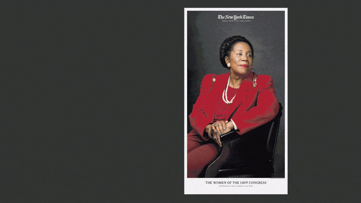 Redefining Representation: The Women of the 116th Congress https://nyti.ms/2CwYGOi <-- 😍😍😍 love this!