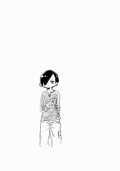 19話の動く絵 https://mangacross.jp/comics/yabai/19 #僕ヤバ