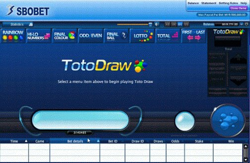 Q: What #betting game gives you multiple amazing ways to win?   A: Toto Draw! This online game is a blast to play!   Visit https://goo.gl/AQkJL5 today!