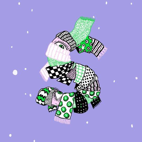 Stay warm #CashAppFriday