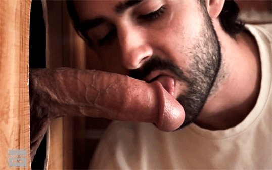 gay blowjob to the stomach