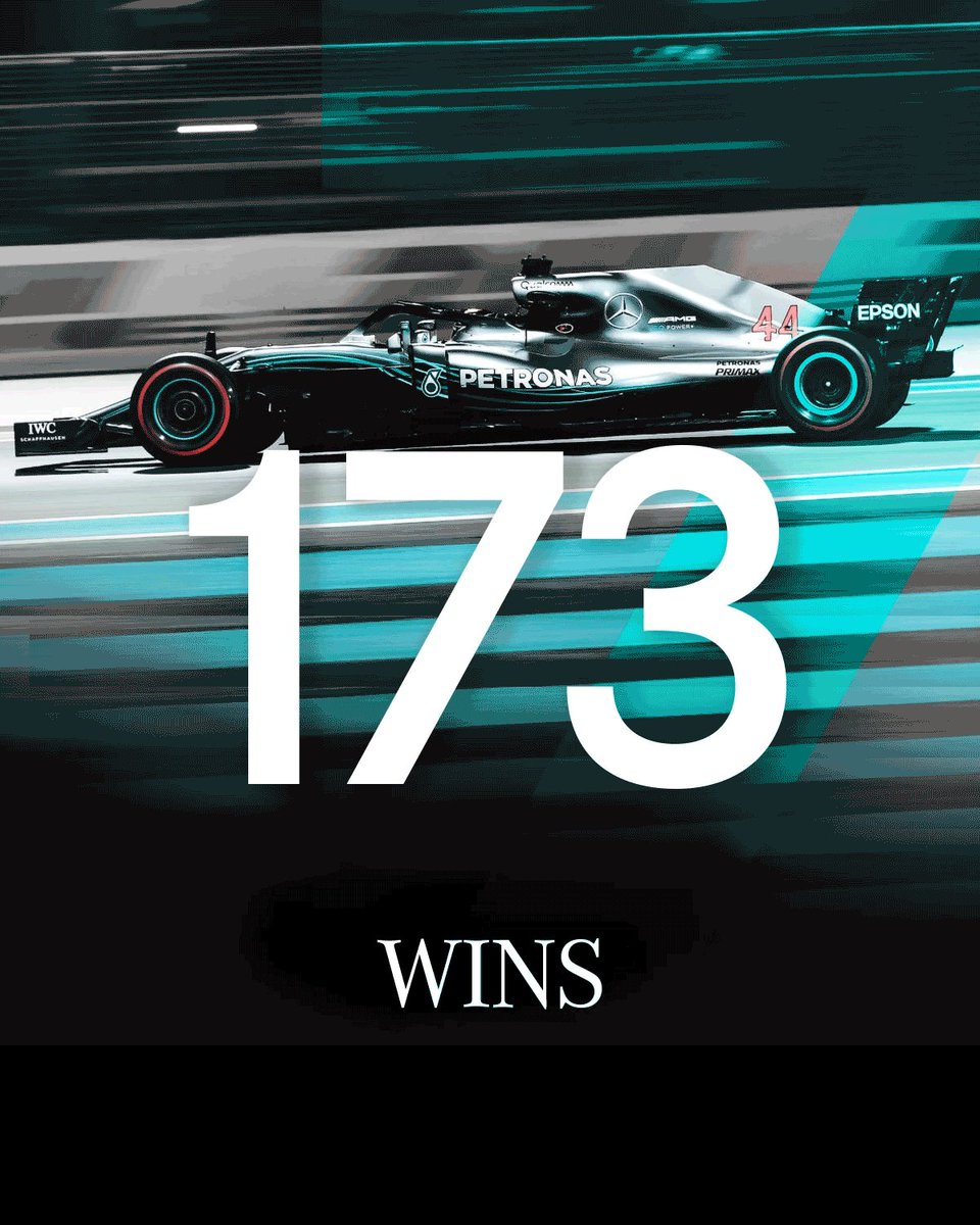 #TuesdayTrivia 🧠 @MercedesBenz power has scored 173 wins since joining @F1 back in 1954!  But how many of the eight teams that have raced with a Mercedes engine can you actually name? 🤔