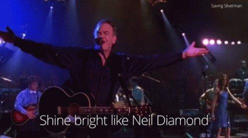 Happy 79th Birthday to Neil Diamond!!