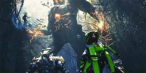 Time to test out Anthem before we start Leon's side and see what he was up to!  http://www.twitch.tv/icyrayne