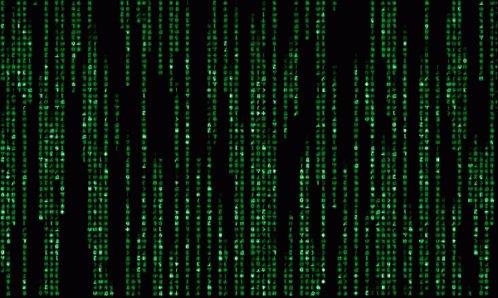 Glitch in the matrix! 😂