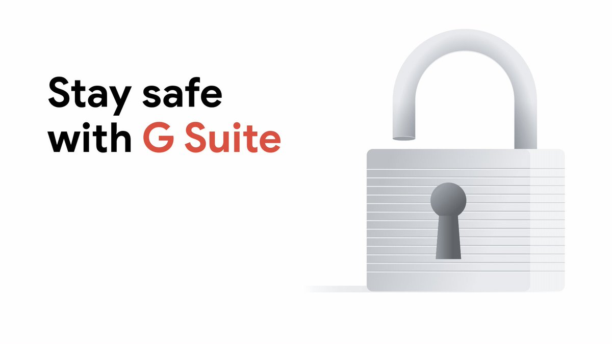 10 steps IT Admins can take to be more secure within @gsuite during #SaferInternetWeek and every week → https://goo.gl/jnEdeH