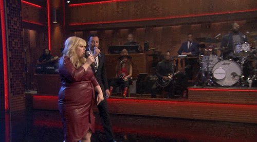 Beat Battle with @RebelWilson!! youtube.com/watch?v=JRPuXT… Great show tonight! Watch on NBC now! #FallonTonight