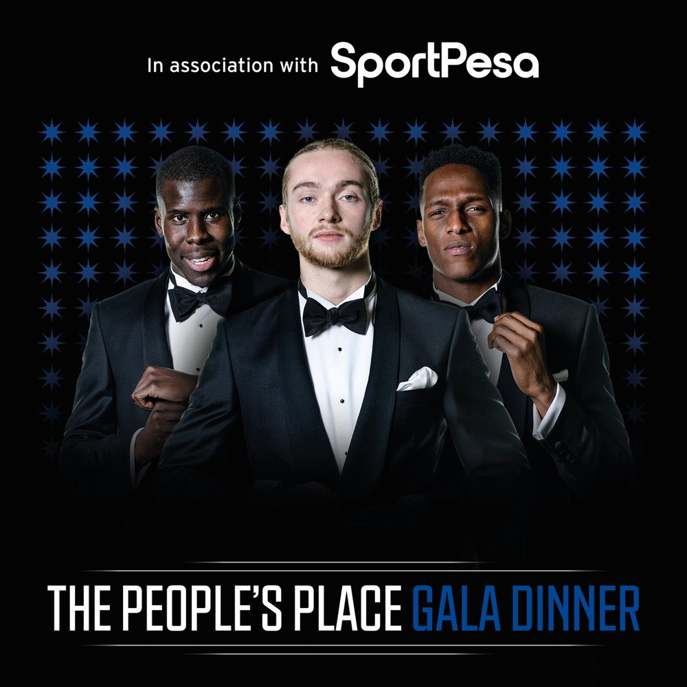 🤵 | Join the @Everton squad at our Gala Dinner next month for a very special evening to raise money for The People's Place!   Buy tickets ➡️ http://bit.ly/2BdElhh   #EITC