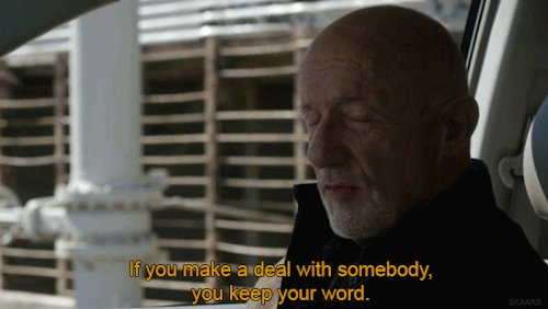 Happy Birthday Jonathan Banks, the man who portrayed my most favorite TV character of all time.