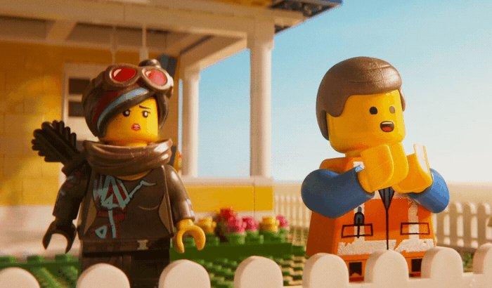 Pride Lego