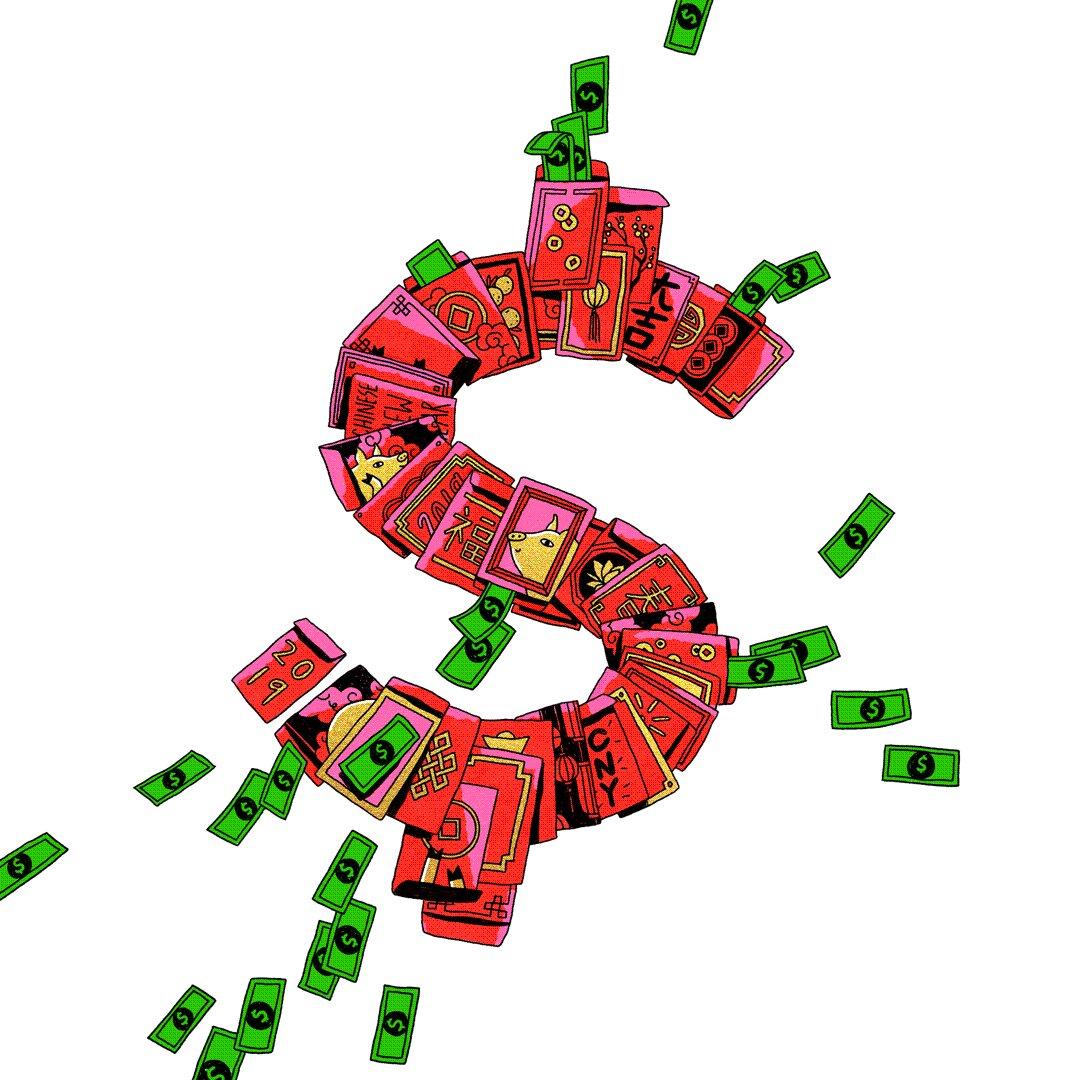Happy Lunar New Year #CashAppFriday