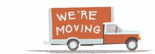 Image for the Tweet beginning: We're on the move! Our