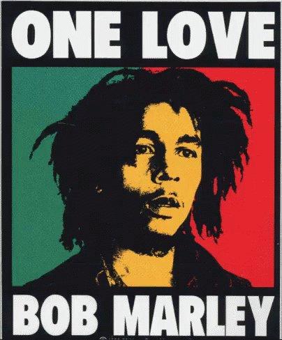 Wishing a happy birthday to the late, legendary Bob Marley.