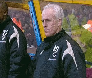 Happy 60th Birthday to Mick McCarthy! The man who has provided us with some of the best GIFs on the planet....