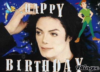 Happy birthday prince michael
