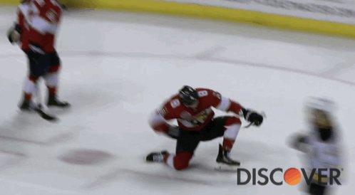 #NHLScores  FLA 4 - BUF 2 PIT 4 - NJD 3 TBL 5 - PHI 2 NYR 2 - CAR 1 MTL 3 - CBJ 2 STL 3 - TOR 2 OT ANA 4 - MIN 0 NSH 5 - DAL 3 ARI 3 - EDM 2 SO  Via @Discover: https://atnhl.com/2SM1WR8