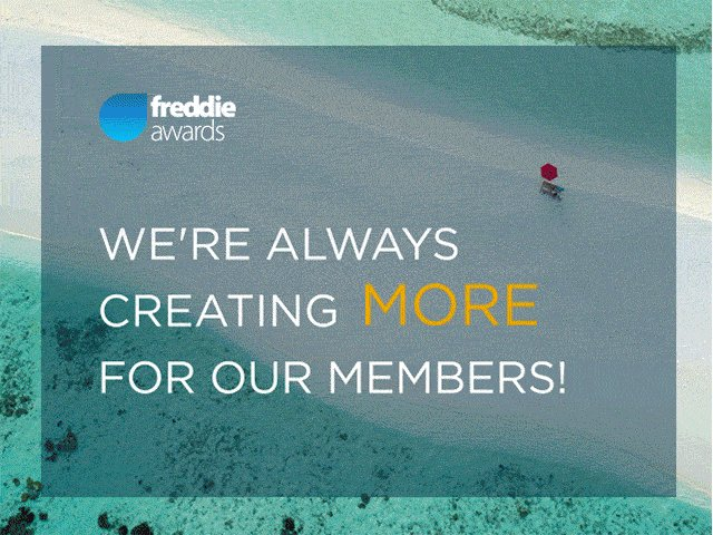 The Freddie Awards returns this year to honour the world's best hotel loyalty programs. Show us some love by giving us your vote at the 2019 Freddie Awards today! We'd really appreciate it. https://t.co/qMAp1mepL3 https://t.co/hbevvktwCv