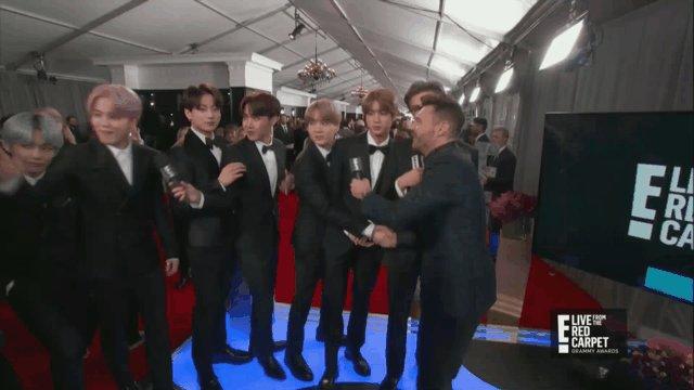E! News's photo on The Grammys