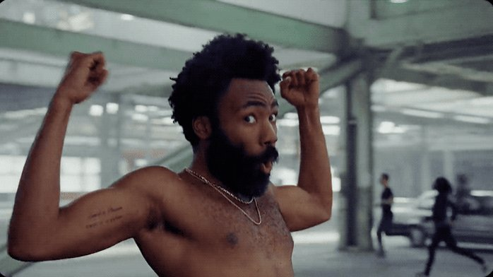 omelete's photo on This Is America