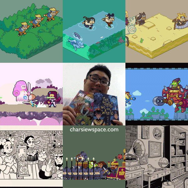 Charsiew Space's photo on #artvsartist