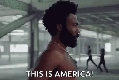 🥞MeltLikeButta🥞's photo on This Is America