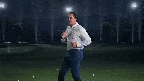 Mike Greenberg's photo on Phil Mickelson