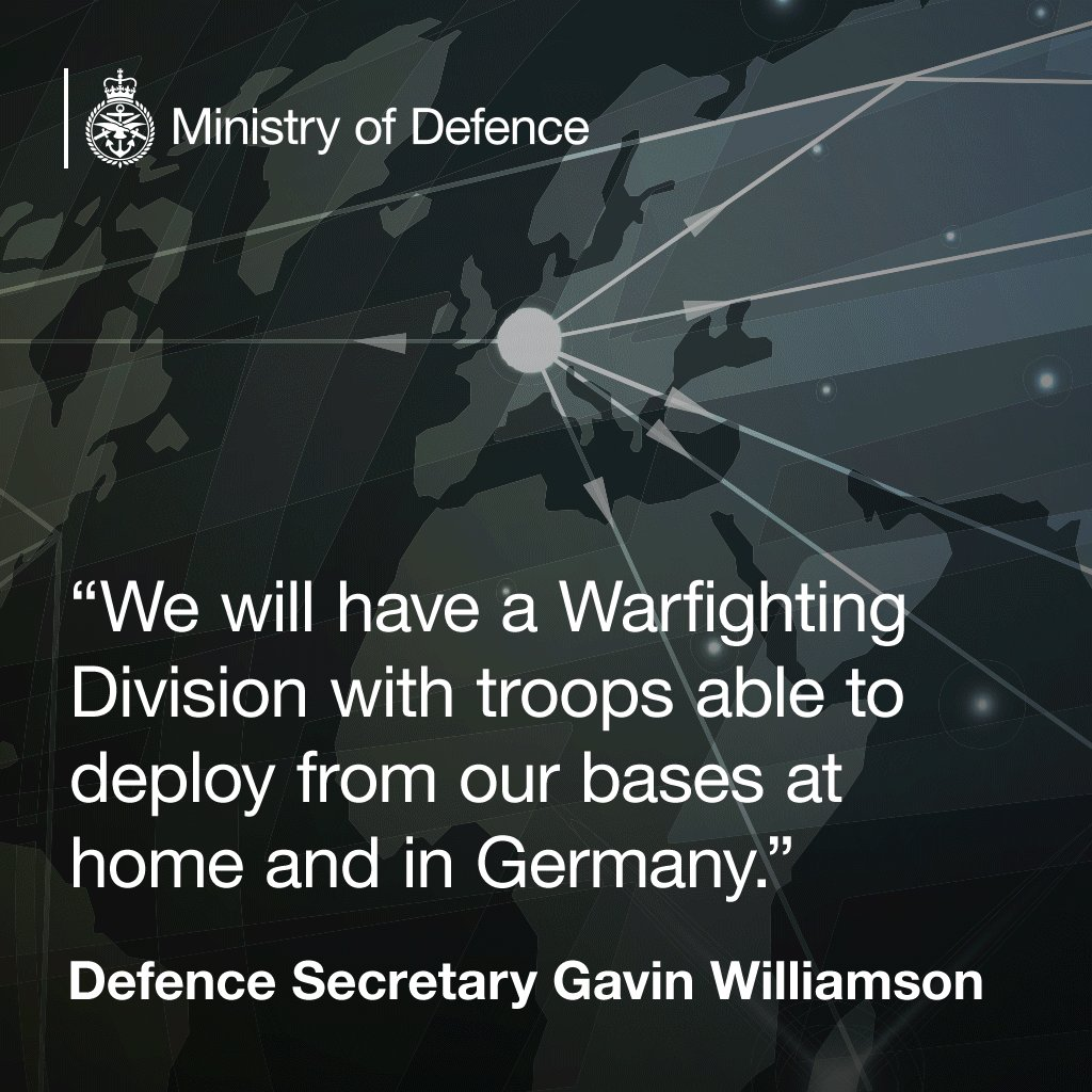 Ministry of Defence 🇬🇧's photo on Gavin Williamson