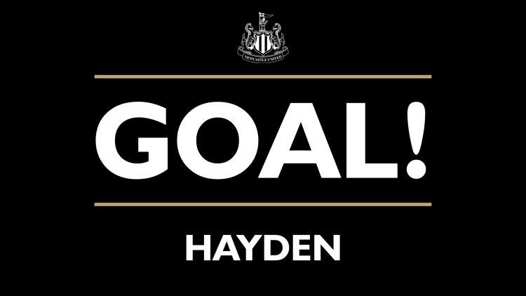Newcastle United FC's photo on hayden