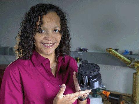 NASA en español's photo on Mujer y la Niña
