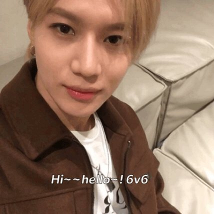 190212 TAEMIN - Answer Time  Hi everyone!! It's so good to be back on tumblr again~  #TAEMtation