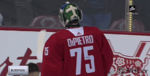 NHL's photo on DiPietro