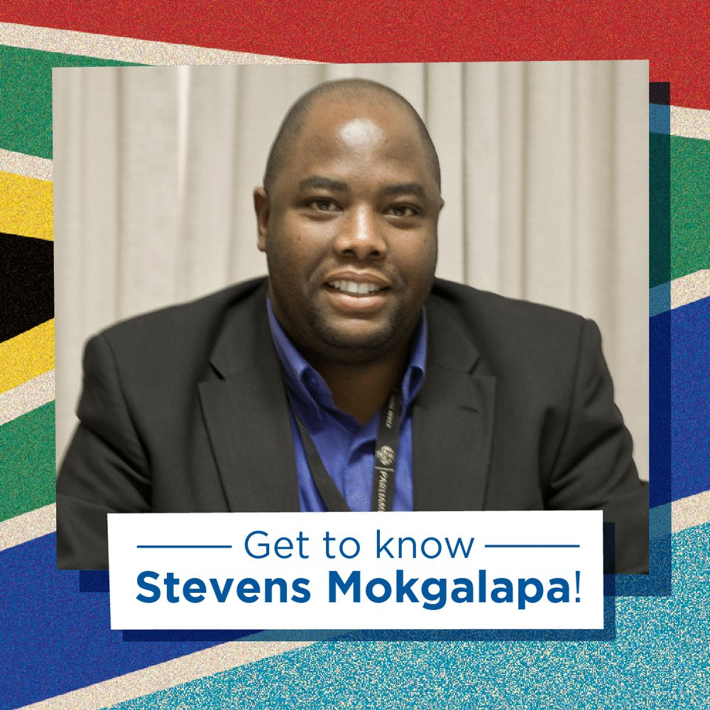 Get up close and personal with our newly appointed Mayor of Tshwane @smokgalapa.  His priority will be to continue the good work of stabilising the city administration in order to deliver better services to all residents.