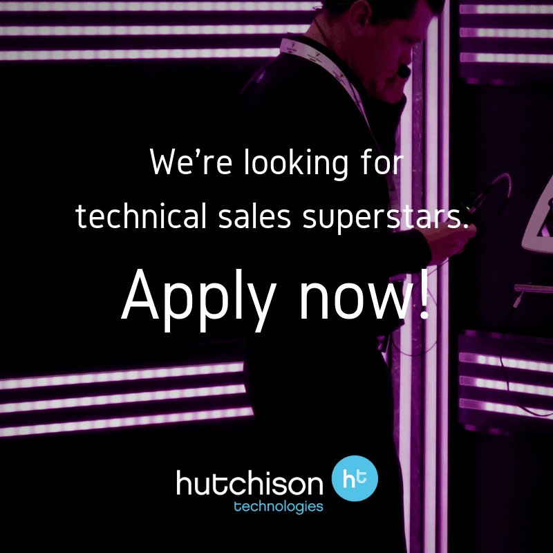 Image for ???? Make it a #WonderfulWednesday ✅ Check out our #techsales #manager role today (Southern based) ???? Deliver outstanding experiences with every technology solution for the UK's most innovative brands in fitness, leisure, hospitality & retail ➡️Appl