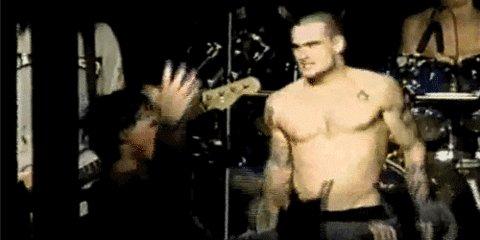 Happy birthday Henry Rollins