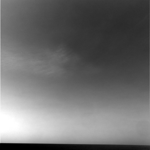 Together with Opportunity, we watched the clouds roll by on Mars... https://go.nasa.gov/2E81OCl   #ThanksOppy