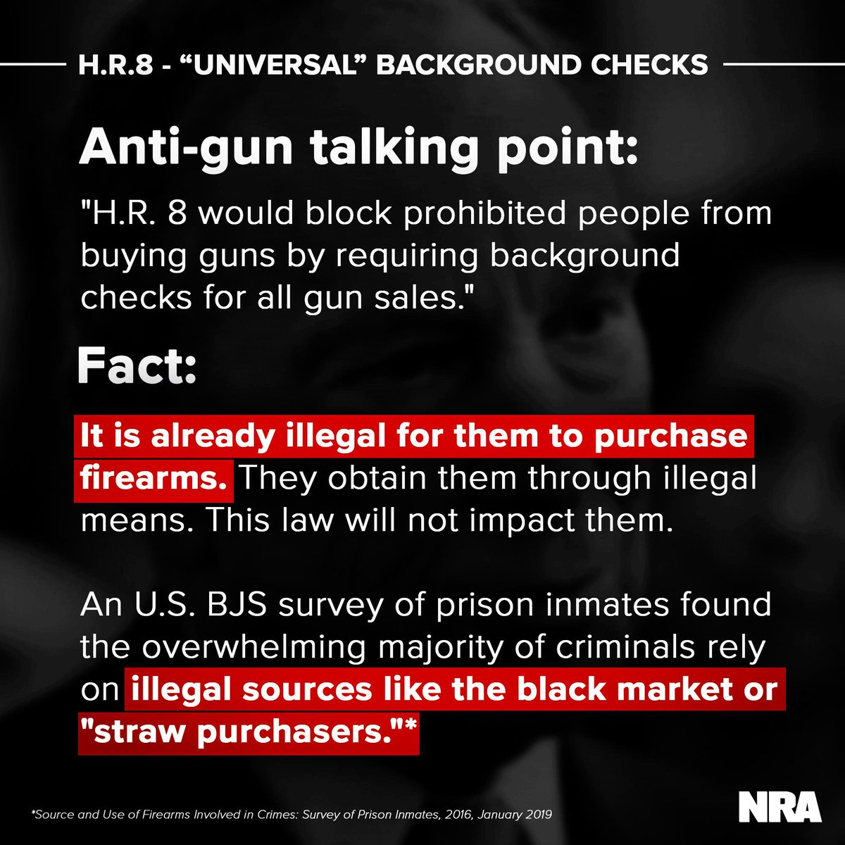 NRA on Twitter: