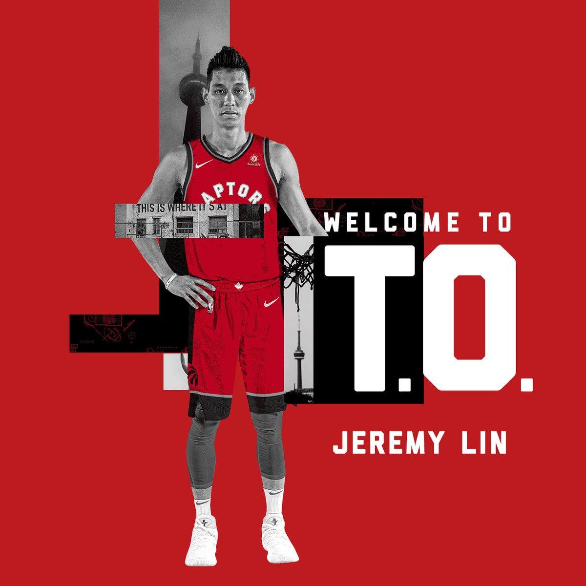 Toronto Raptors's photo on jeremy lin