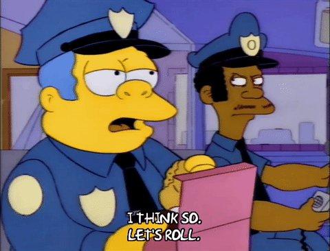 Bei amerikanischen Kollegen sind Donuts definitiv zu empfehlen!