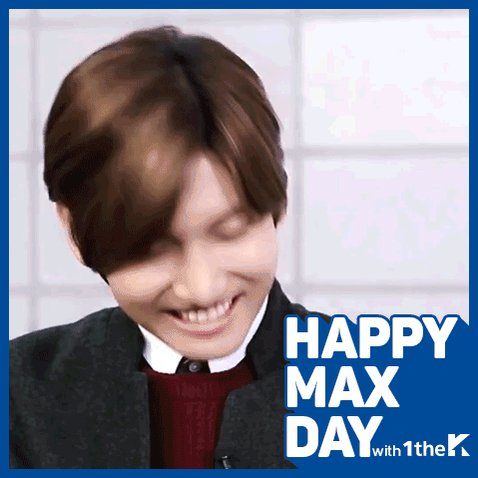 1theK(원더케이)'s photo on #HappyMaxDay
