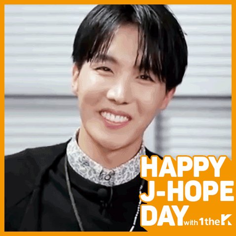 1theK(원더케이)'s photo on #HAPPYJHOPEDAY