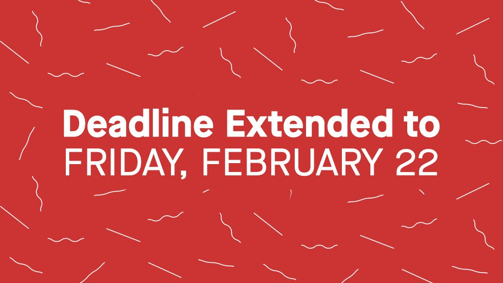 Have you submitted to the 2019 AZ Awards yet? You still have time! The deadline to submit just got extended to February 22. Head to http://awards.azuremagazine.com to see who's on this year's jury, and submit your best work now! #AZAwards19