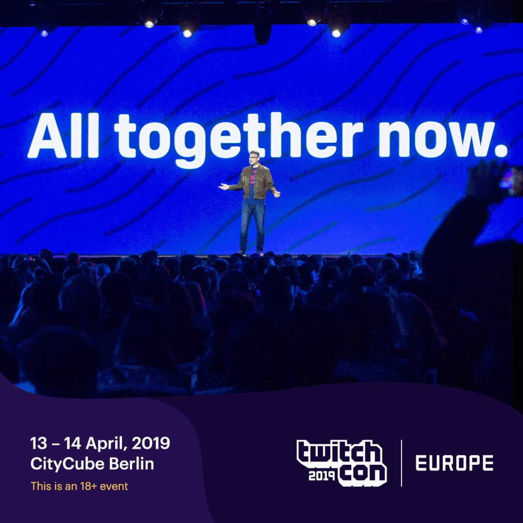We're bringing your TwitchCon favorites to Berlin. From Glitch Theatre classics to live esports to Partner meet and greets, here's just a taste at what's coming to TwitchCon Europe: https://link.twitch.tv/atasteoftwitchconeurope …