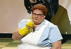 Happy Birthday, Chris Farley. He always made me laugh and still does today