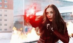 Happy birthday Elizabeth Olsen! My favourite actress and our Scarlet Witch