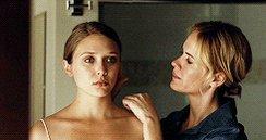 Happy birthday to the gorgeous Elizabeth Olsen! I love this gif ya\ll