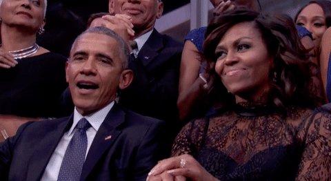 #MarALardAss trending really makes you appreciate how amazingly handsome Obama was.