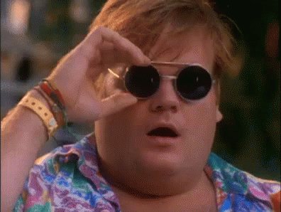 (And Happy Bday Chris Farley)