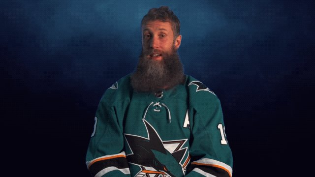 YP🦈's photo on joe thornton